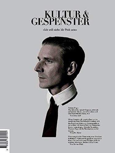 Kultur & Gespenster / Ich will nicht Mr Pink sein (Kultur und Gespenster / Textem-Magazin)