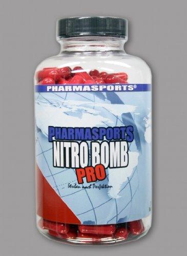 Pharmasports Nitro Bomb Pro - 240 Kapseln