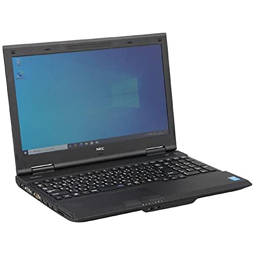 中古パソコン Windows10 ノートPC 一年保証 NEC PC-VK26TX-J Core i5 4210M 2.6(~最大3.2)GHz MEM:8GB SSD:240GB DVD-ROM 無線LAN:無し テンキー Win10Pro64Bit