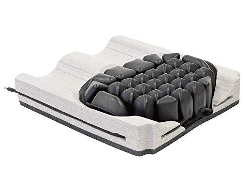 車いす床ずれ予防クッション ロホ・ハイブリッドエリート 2バルブ 38×38cm/ROHO Hybrid Elite