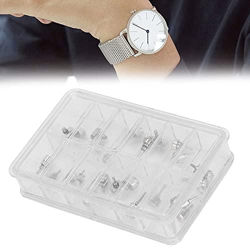 Herramienta de reparación de relojes, accesorios de relojes de diferentes estilos para fabricantes de relojes y trabajadores de reparación de relojes