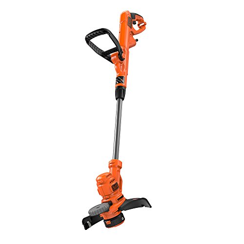 BLACK + DECKER BESTA530-GB BESTA530 Corded Strimmer, 550 W, 240 V, 30