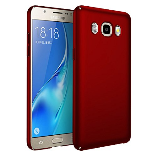 Samsung Galaxy J5 2016 Hülle, Bylove Hart PC Handyhülle Schale Etui Protective Case Cover Bumper Schutzhülle Vollschutz für Samsung Galaxy J5