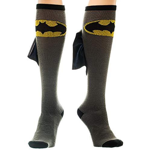 DC Comics Batman Cape Knee High Socks