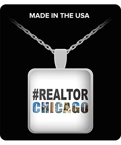 Northpoint BSK Hashtag Realtor Necklace - Chicago