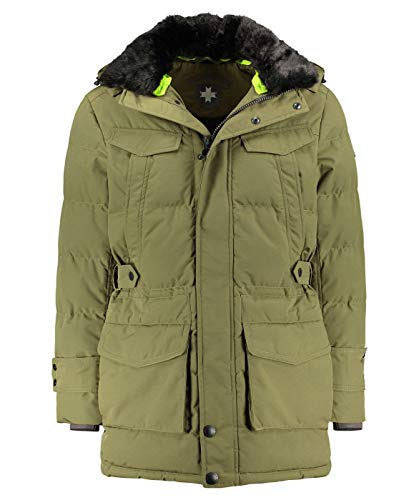 Wellensteyn - Seamaster SEAM-870 Herren Winterjacke, Größe:L, Wellensteyn:Nightgreen