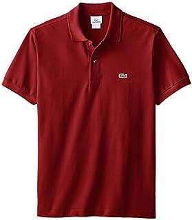 Lacoste Men's Classic Short Sleeve L.12.12 Pique Polo Shirt