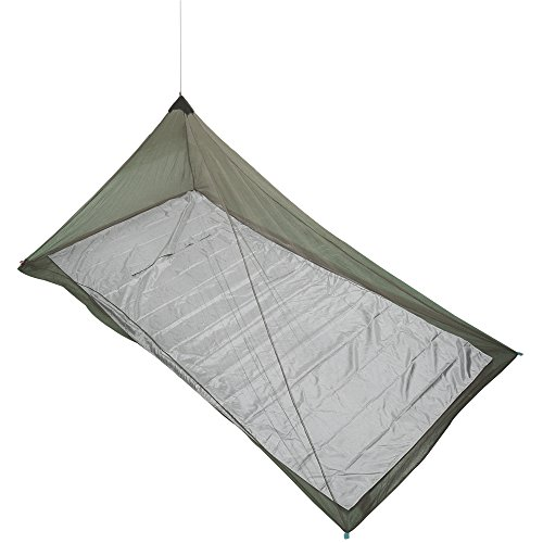 The Friendly Swede Camping Bed Net (Single, Army Green)