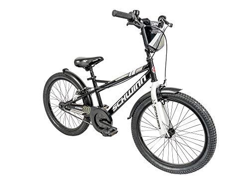 Schwinn Boys' Koen Bicycle, Black, 20-inch Wheels