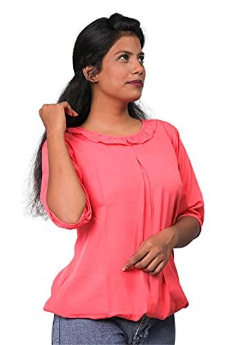 Anwija Women's Regular Fit Tops