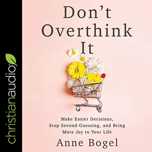 Don't Overthink It cover art