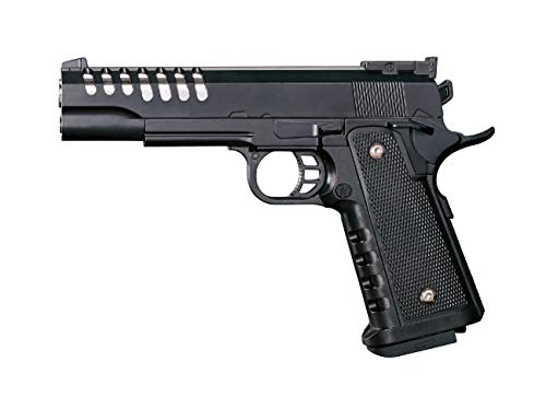 Pistola Airsoft Full Metal Rayline RV16 presión Resorte