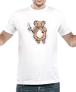 IngraveIT Cotton Round Neck T-Shirt For Men