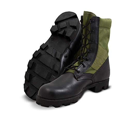 Altama Jungle PX 10.5' Men's Slip Resistant Boot, Size 10.5 Regular, (Olive Drab)