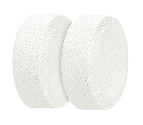 WENKO Feuchtigkeitskiller Nachfüllpack - Luftentfeuchter, 2 x 250 g, Calciumchlorid