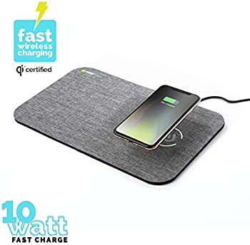 Numi Power Mat Mouse Pad with 10W Wireless Charger