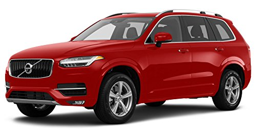 2017 Volvo XC90 R-Design, T5 Front Wheel Drive 5-Passenger, Passion Red