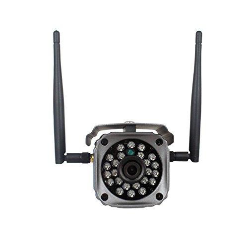 Überwachungskamera Mit Alarm WiFi Kamera Home 2-Way Audio Pip IP Webcam 2-Wege Audio P2P Onvif IP Webcam X89-MQ Dome Kamera Outdoor Sicherheitskamera GSM