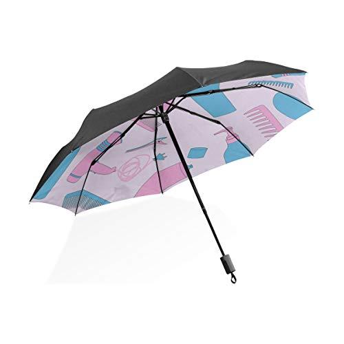 Große Regenschirme Für Regen Winddicht 68 Zoll Kreative Mode Zu Hause Versorgt Mopp Tragbare Kompakte Taschenschirm Anti Uv Schutz Winddicht Outdoor Reise Frauen Robuste Regenschirme Für Fra