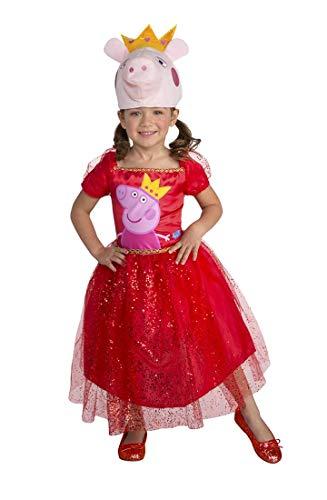 PALAMON Peppa Pig Toddler Costume Tutu w/ Hood - 2T