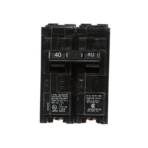 Q240 40-Amp Double Pole Type QP Circuit Breaker