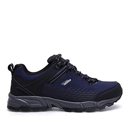lumberjack Schuhe Herren Schuhe FLAKE/HerrenMarinblau/43