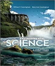 Environmental Science a Global Concern 13th Edition (College of Dupage)