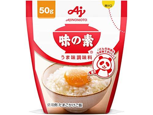 味の素 味の素 うま味調味料 味の素 50g袋×4個