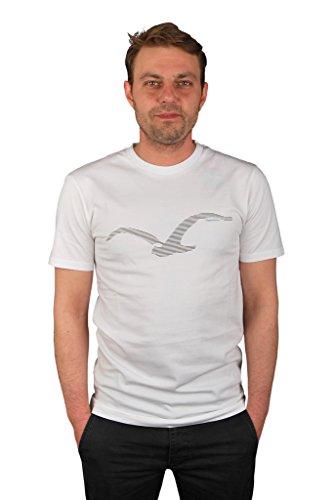 Two Mowe T-Shirt Größe: L Farbe: Weiß