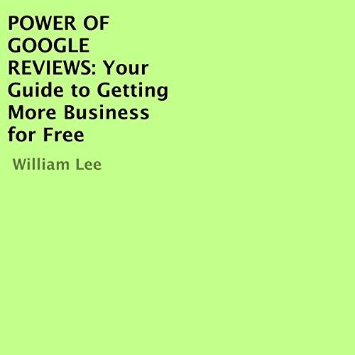 Power of Google Reviews cover art