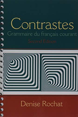 Contrastes: Grammaire du français courant