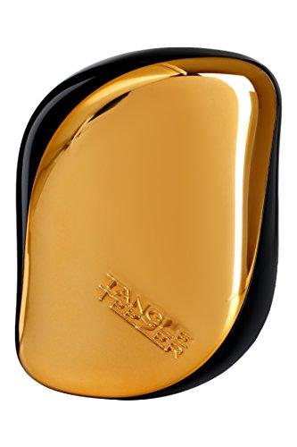 Tangle Teezer Compact Styler On-The-Go Detangling Hair Brush - # Bronze Chrome 1pc