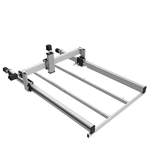 Kit mecánico de máquina CNC de plomo de 4 ejes de 40 x 40 pulgadas Juego de enrutador de madera profesional con motores paso a paso Nema23 de alto torque 2.45N.m