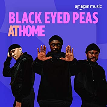 Black Eyed Peas At Home