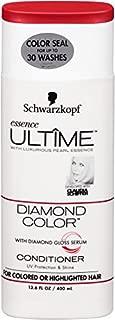 Best schwarzkopf essence ultime diamond color & radiance conditioner Reviews