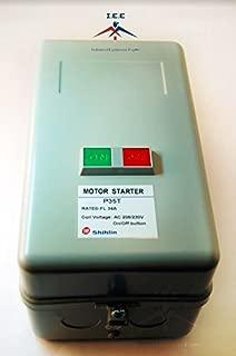 5 HP Single Phase Magnetic Starter Motor Control, Shihlin P30TPB, 28 Amp, 230V