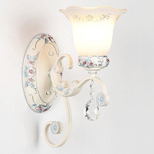 SKC Lighting-Applique murale Lampe murale européenne chambre à coucher salon de chevet mur d'arrière-plan rétro escalier feux d'allée