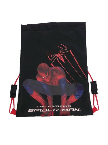 Marvel : Spiderman Movie Black Trainer Sac