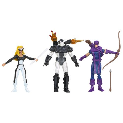 Marvel Universe The West Coast Avengers Figure 4 Inches by Hasbro