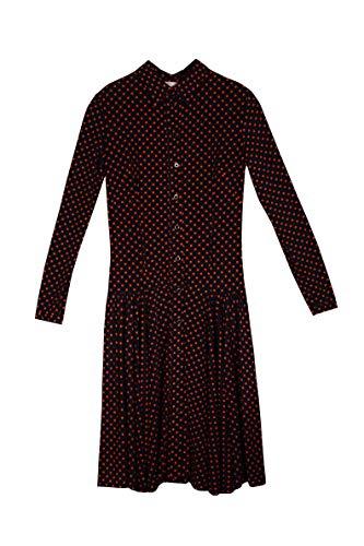 Dolores Promesas 107397 Vestido, Multicolor (Lunar Lunar), 36 (Tamaño del Fabricante:36) para Mujer