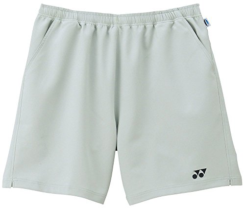 YONEX Tennis VERYCOOL Shorts 1550 (Unisex) - ligjt grey