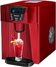 FGDFGDG Machine à glaçons de comptoir et Distributeur d'eau, Machine à glaçons et à Eau de Cuisine de 3 litres, 2 Types de...