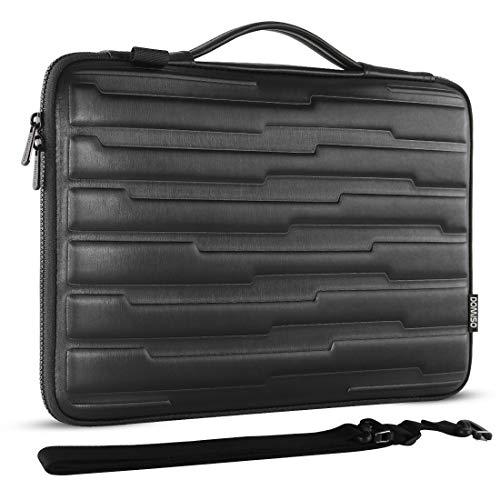 DOMISO 17.3 Inch Laptop Sleeve Shouder Bag Shock Resistant Protective Case Handbag...