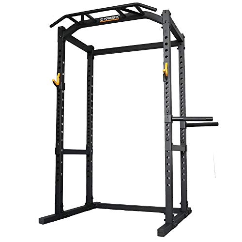 POWERTEC Workbench Power Rack, Black