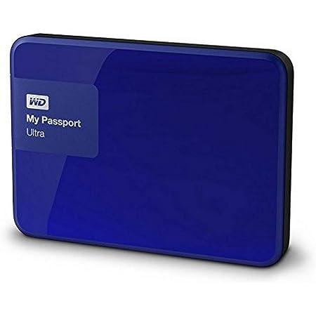 Western Digital My Passport Ultra 1 Tb Externe Computer Zubehör