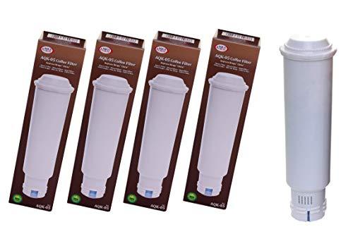 Human-Wellness 5 x Filterpatronene kompatibel Pro Aqua Melitta 192830 Claris Kaffeevollautomaten …