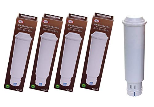 Human-Wellness 5 x Wasserfilter Filterpatrone kompatibel Nivona NIRF 700 Claris CafeRomantica