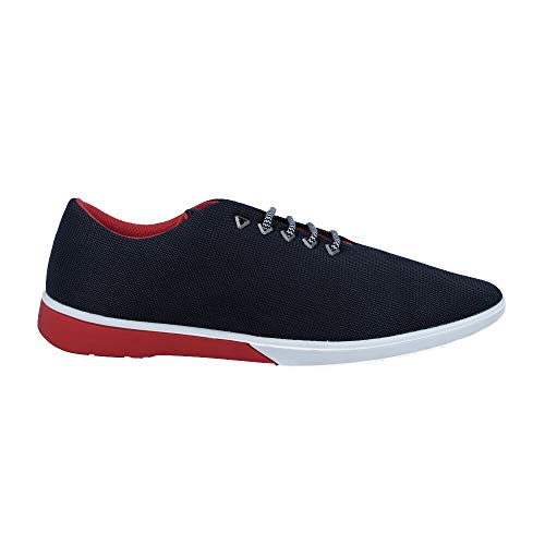 Muroexe Atom Oasis, Zapatos de Cordones Derby Unisex Adulto, Azul