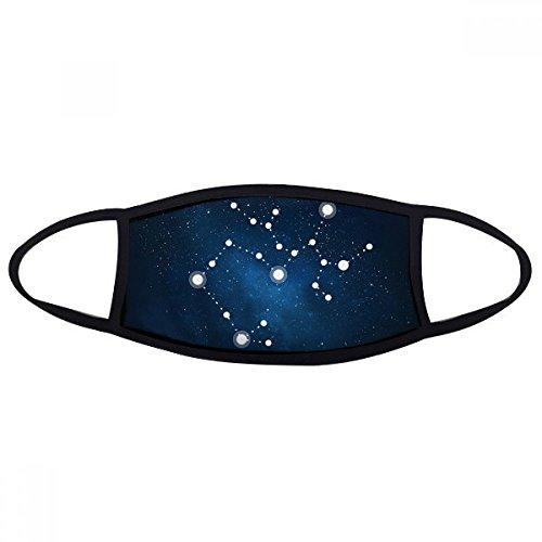 DIYthinker Boogschutter sterrenbeeld sterrenbeeld sterrenbeeld Gezicht Anti-stof Masker Anti Koud Maske Gift