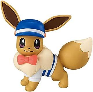 Pokemon Let's Go Ippai Eevee Sailor Character Collection Gacha Capsule Toy Mini Figure Mascot Anime Art …